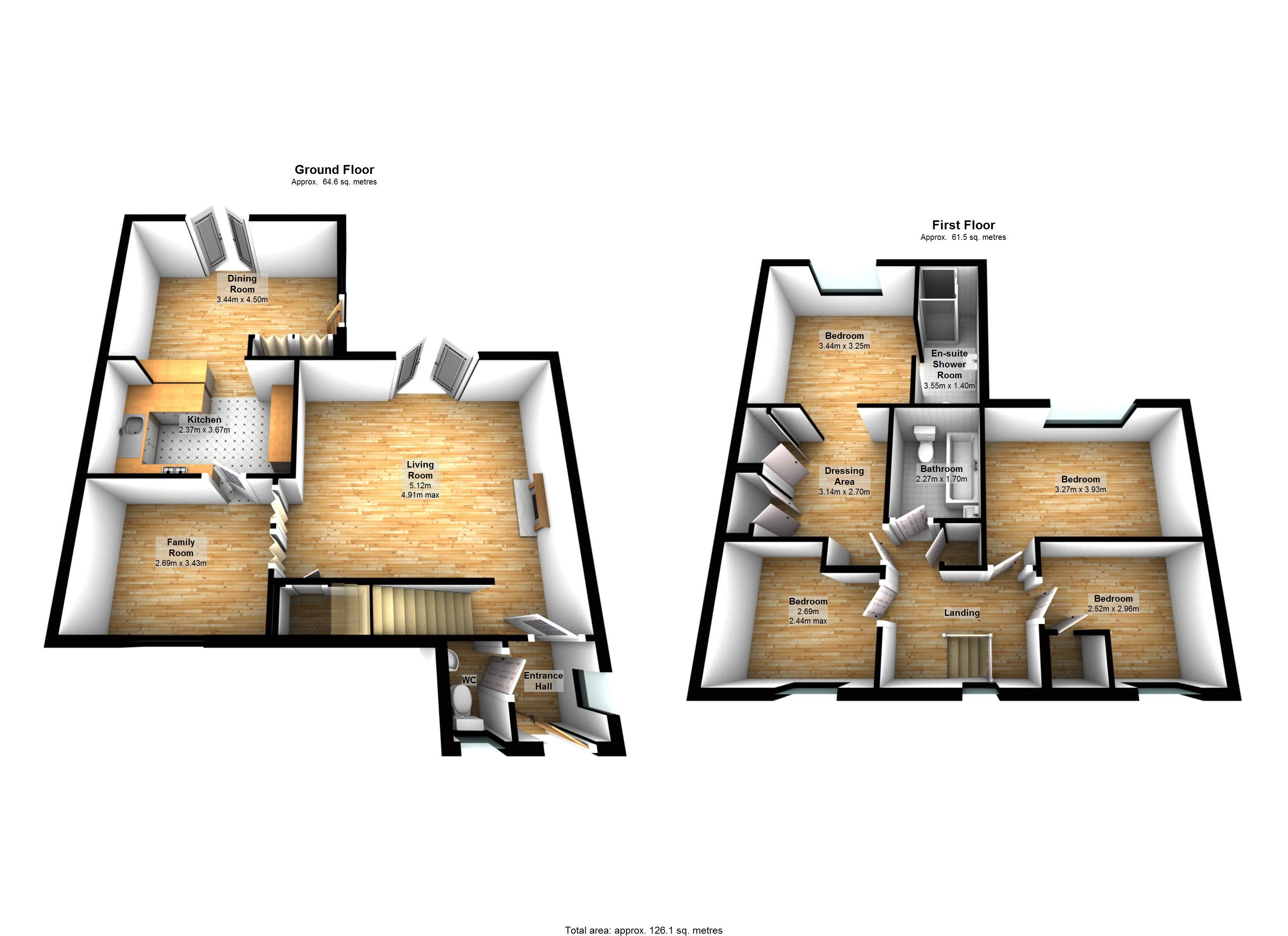 2D and 3D Floor Plans Maidstone Medway and throughout Kent