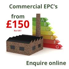 Commerical EPCs London Kent Essex