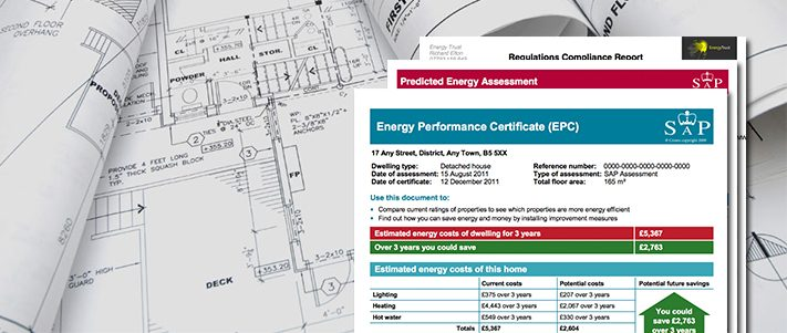Domestic and Commercial Energy Performance Certificates